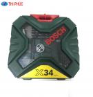 Bộ mũi khoan X-Line Bosch