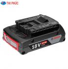 Pin Bosch 18V – 2.0Ah