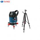 Máy cân mực laser Bosch GLL 8-40 E SET