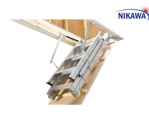 Thang nhôm gác xếp Nikawa LDA-2510