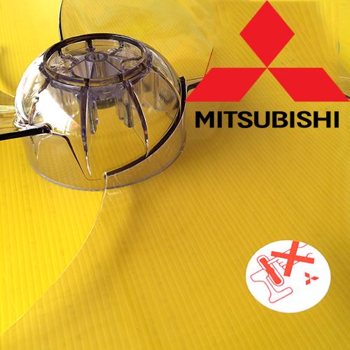 Cánh quạt Mitsubishi