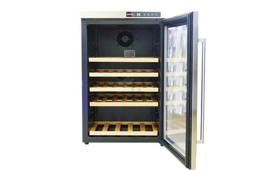 Tủ mát ướp rượu Kadeka KA 39WR đảm bảo độ bền theo chuẩn quốc tế