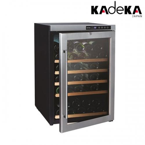 Kết quả hình ảnh cho Tủ ướp rượu Kadeka KA-39WR