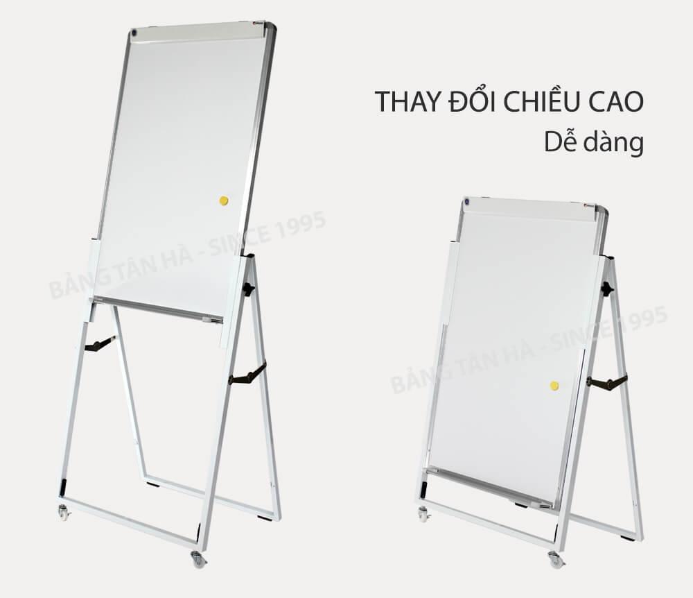 Bảng Flipchart Tân Hà Up Side Down (90x120cm)