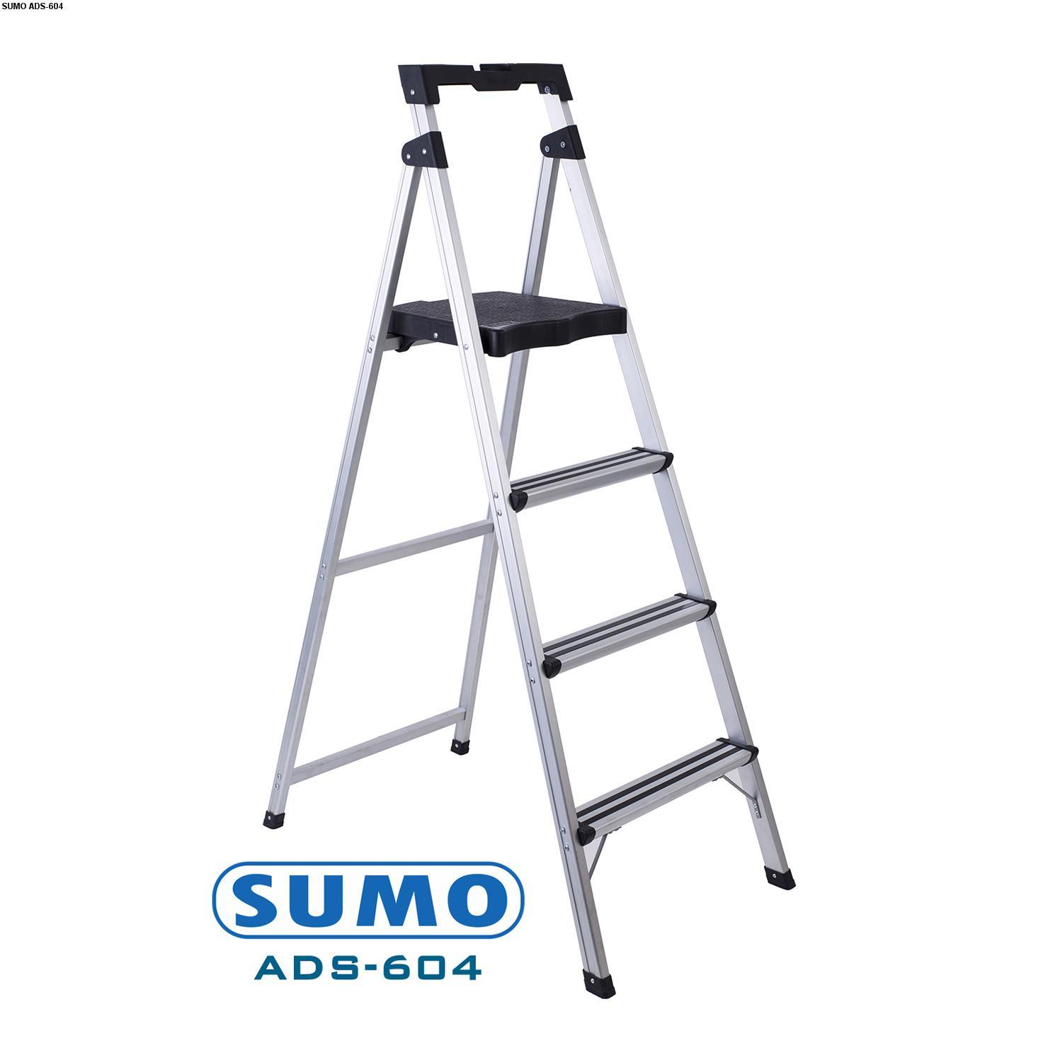 Thang nhôm ghế Sumo ADS-604