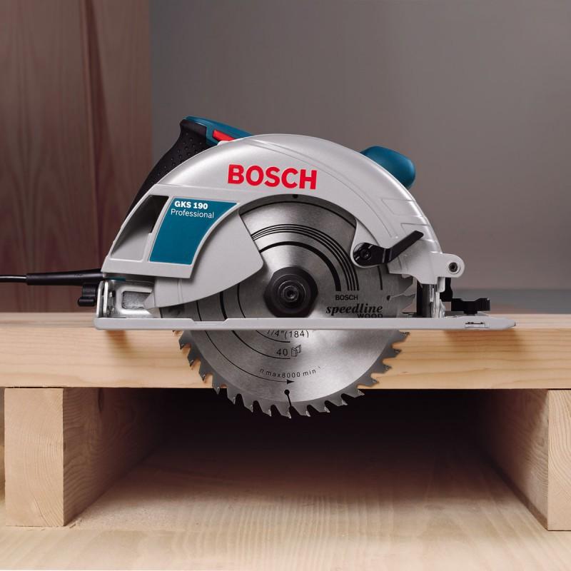 2 loại máy cưa đĩa cầm tay Bosch được thợ nghề ưa chuộng
