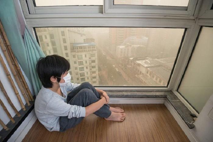 Kết quả hình ảnh cho ô nhiễm trong nhà