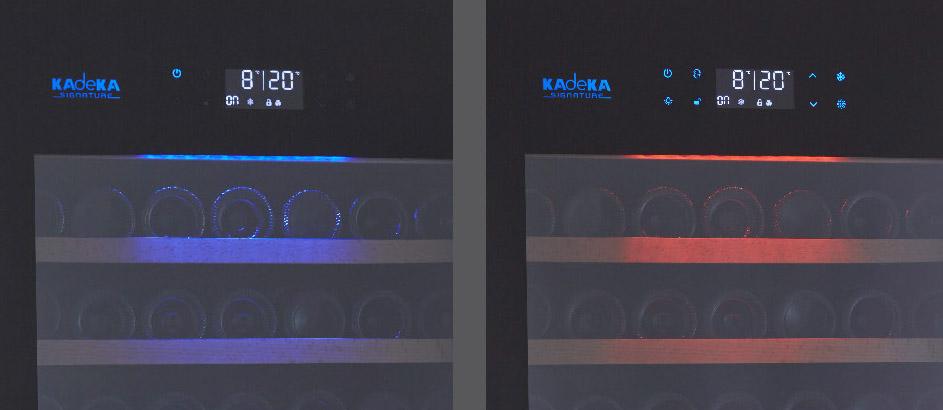 Tủ ướp rượu Kadeka KS54TL