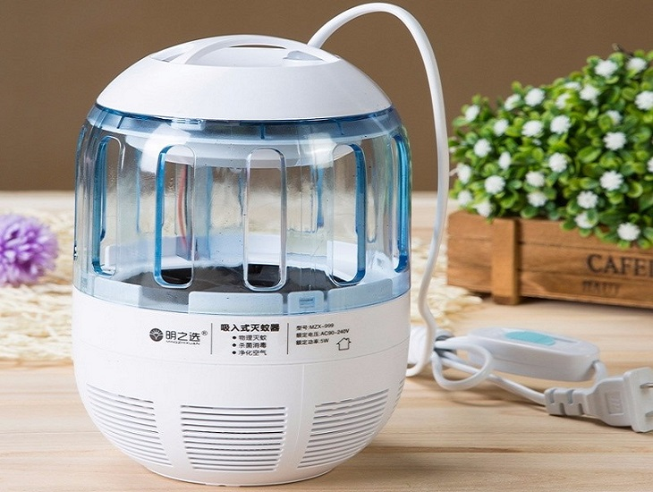 Top 5 đèn bắt muỗi tốt nhất 2020