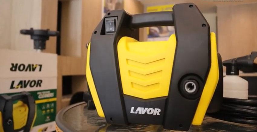 Máy phun cao áp Lavor HERO 105 AC Giá: 2.250.000₫