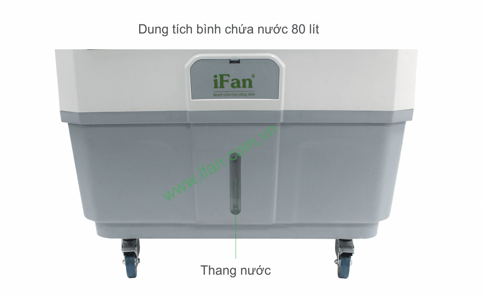 MÁY LÀM MÁT IFAN-750