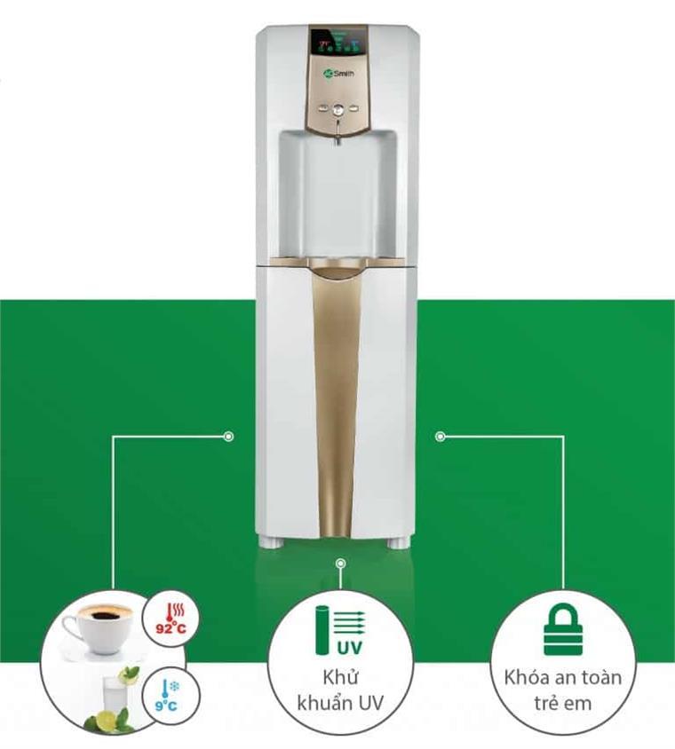 Máy lọc nước RO nóng lạnh AOSmith ADR75-V-ET-1 5 lõi