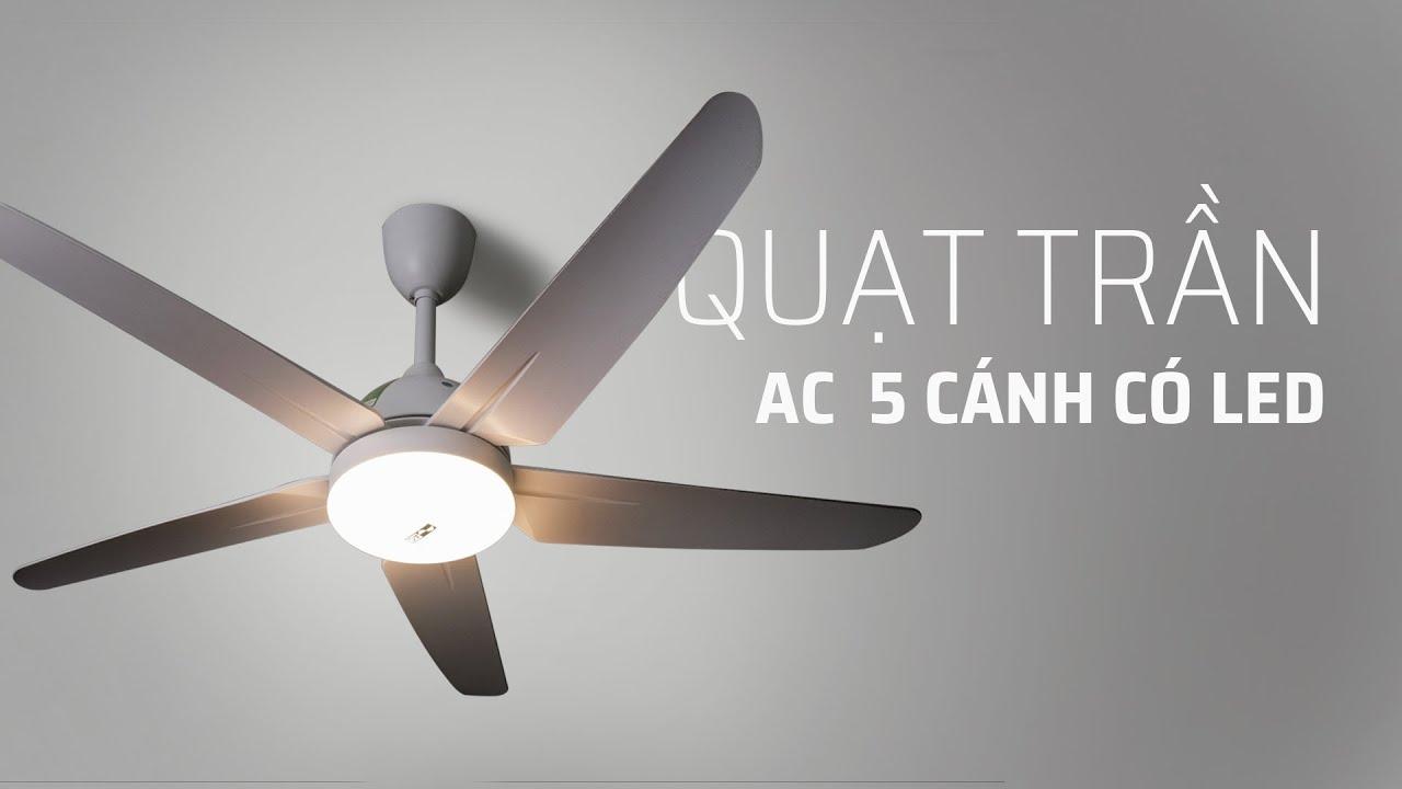 Quạt trần AC ACF02D525