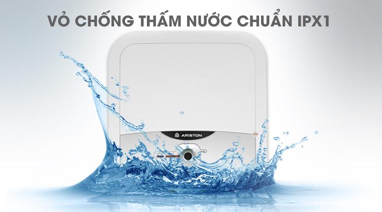 Vỏ chống thấm nước IPX1 - Bình nóng lạnh Ariston AN2 30 RS 30 lít