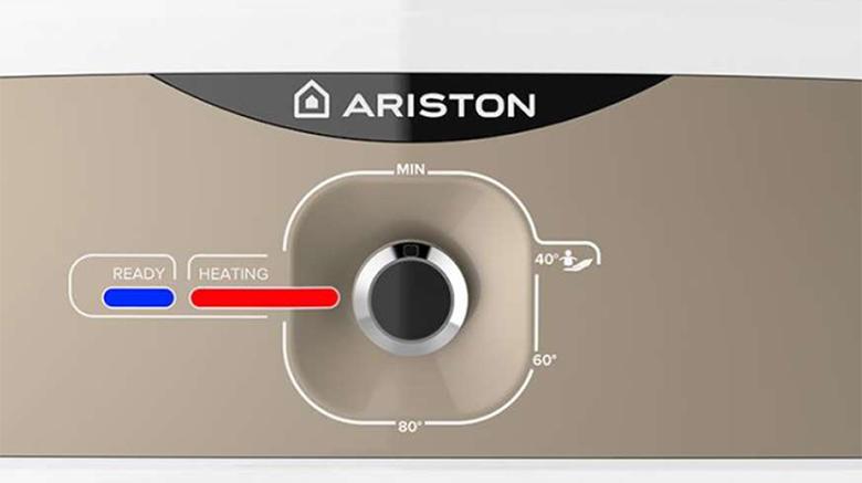 Đèn báo -Bình nóng lạnh gián tiếp Ariston SL2 30 RS 2.5 FE