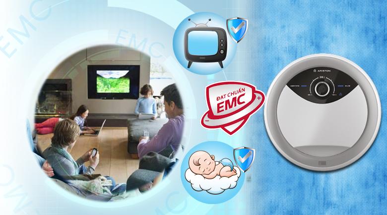 Tương thích điện từ EMC - Máy nước nóng Ariston RMC45E-VN 4500W
