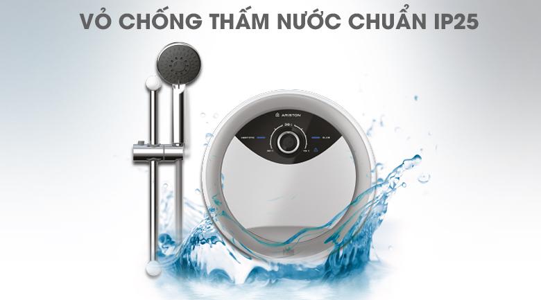 Vỏ chống thấm IP25 - Máy nước nóng Ariston RMC45E-VN 4500W