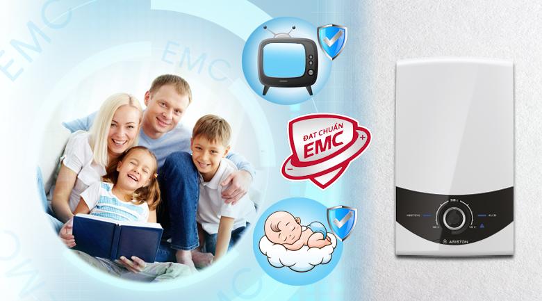 Chuẩn tương thích điện từ EMC - Máy nước nóng Ariston SMC45E-VN 4500W